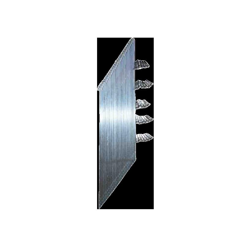 Robe bleue