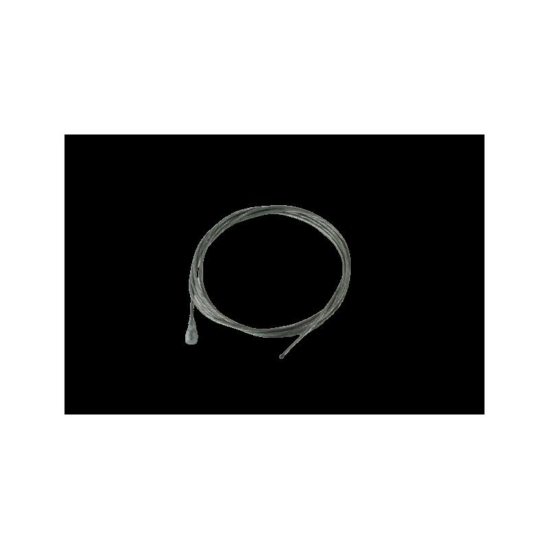 Robe rouge avec dentelle